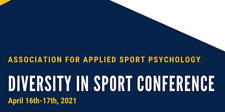 Diversity in Sport Conference 2021 tickets