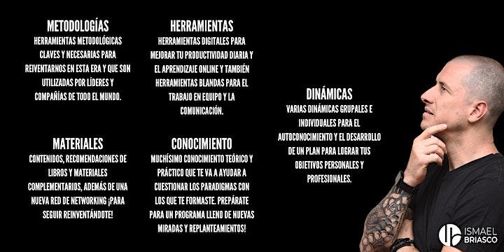 Imagen de REINVENTATE - 4ta Edición - Participantes de otros países (no Argentina)