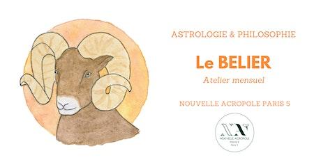 Astrologie & Philosophie - le Bélier billets