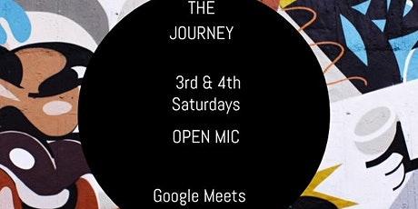 The Journey Open Mic tickets