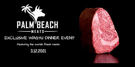 Wagyu Dinner Social Presented By Palm Beach Meats tickets