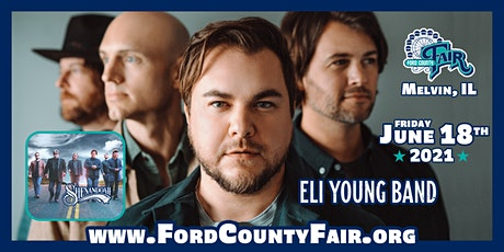 Eli Young Band with Shenandoah tickets
