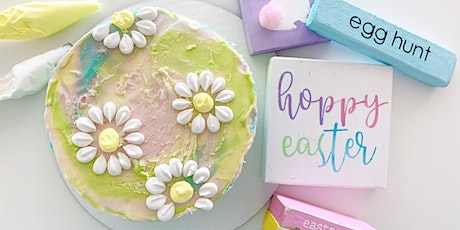 SPECIAL Workshop w/ Aviary Girls!  Easter DIY & Cake Decorating! tickets