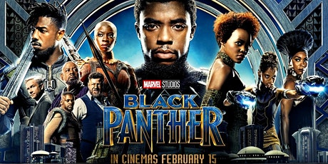 BLACK PANTHER - Drive-In tickets