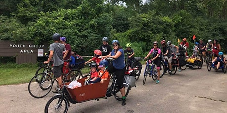 Shabbona Woods Family Bike Campout 2021 tickets