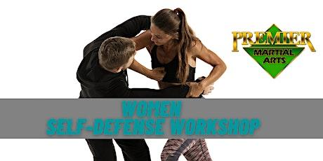 *FREE* Women's Self Defense Workshop 2021 tickets