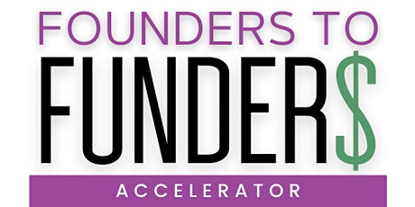 Founders to Funders Kick-off Mixer tickets