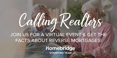 Get The Facts About Reverse Mortgages! tickets