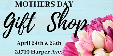 Mother's Day mom 2 mom Vendors & Crafters Sale tickets