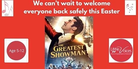 Greatest showman Easter LV workshop tickets