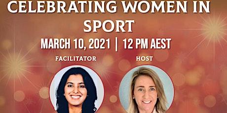 Celebrating Women in Sport tickets