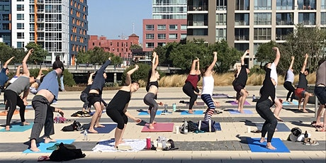Outdoor Yoga at Mission Creek Park tickets
