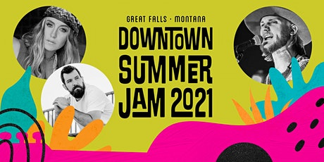 All 3 Downtown Summer Jam Concerts tickets