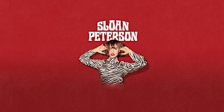 Sloan Peterson tickets
