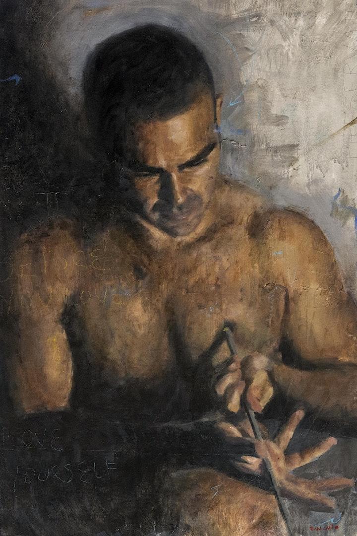Carlos Rancaño: Intimacy and Introversion image