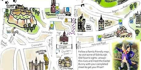 Edinburgh Easter Egg Trail tickets