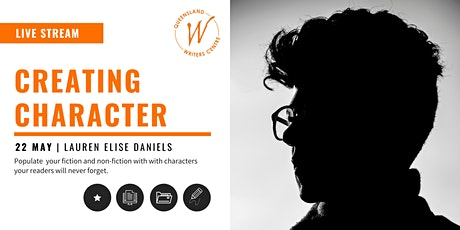 LIVE STREAM: Creating Character with Lauren Elise Daniels tickets