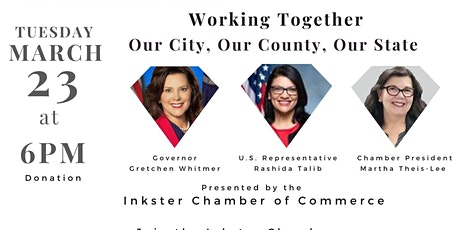 Inkster Chamber of Commerce - Business Community Mixer tickets