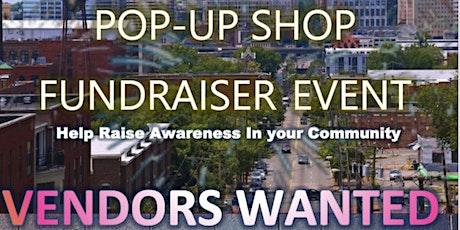 Pop- Up Shop Fundraiser Event tickets
