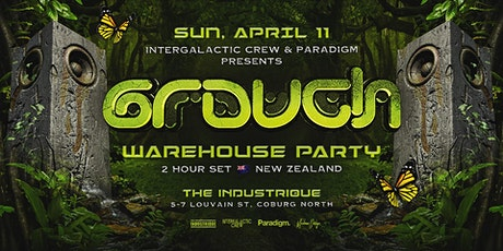 Grouch (NZ) Warehouse Party tickets