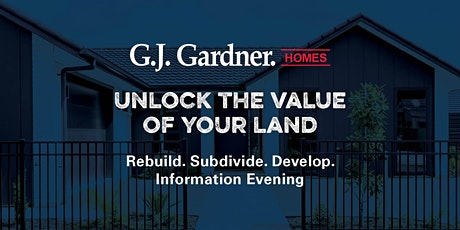 Unlock The Value Of Your Land tickets