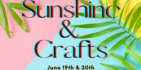 Sunshine & Crafts Vending Event tickets