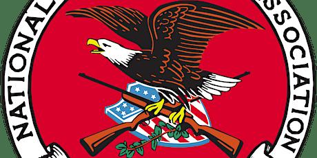 NRA Basics of Pistol Shooting tickets