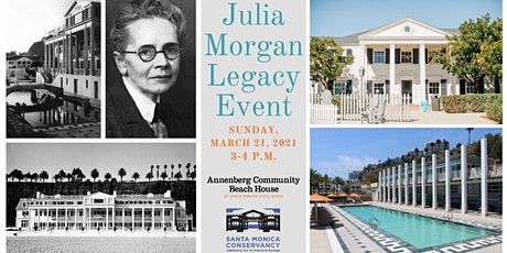 Julia Morgan Legacy Event 2021 tickets