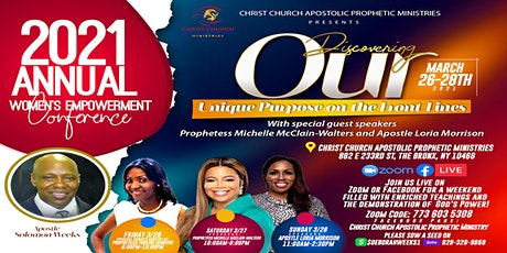 2021 Annual Women's Empowerment Conference tickets