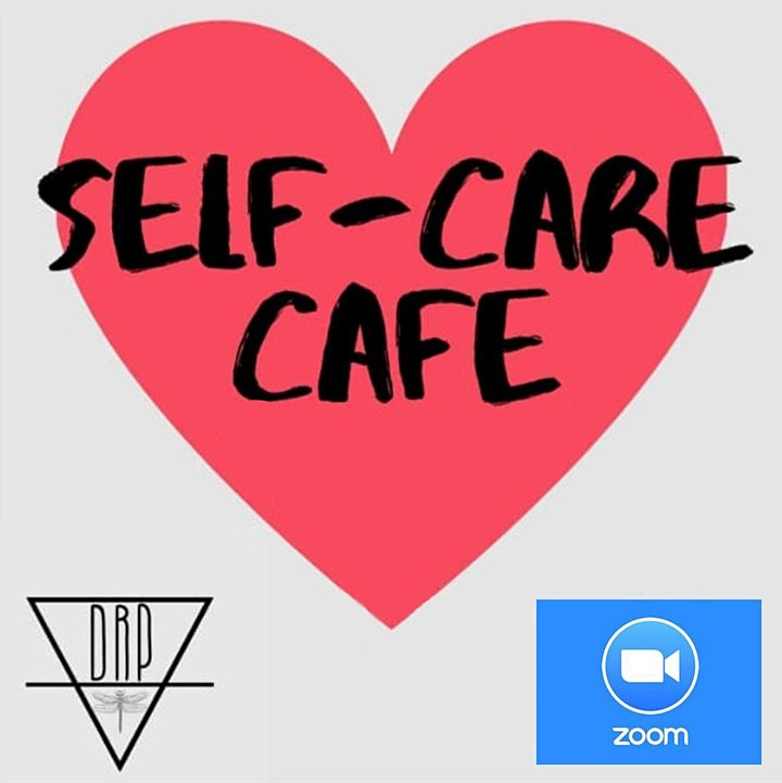 Self-Care Cafe for International Women's Day image
