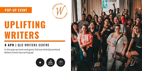 Pop-Up: Uplifting Writers tickets