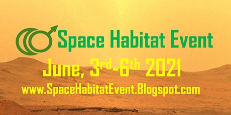 Space Habitat Event 2021 tickets