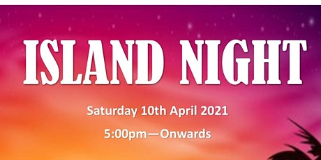 Island Night tickets