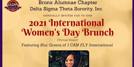 Virtual International Women's Day Brunch tickets