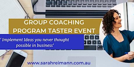 Guest Pass -  Group Coaching Program tickets