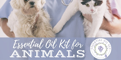 Animals & Essential Oils: Creating an Essential Kit for Critters tickets