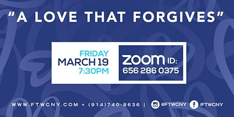 Small Group Discussion: A Love That Forgives tickets