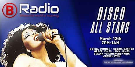 DISCO ALL STARS MARCH MADNESS MUSIC MARATHON LIVE ON NAA B-RADIO tickets