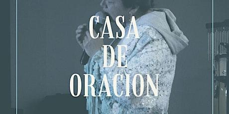 """Reunión """"Casa De Oración"""" boletos"""