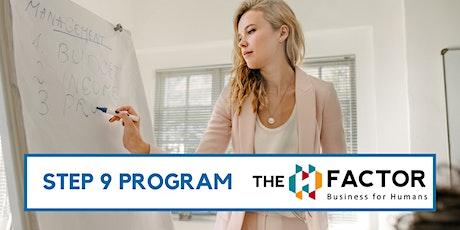 Step 9 Program – Information Session (Fremantle) tickets