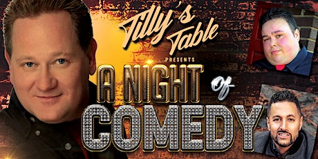 Another Night of Barn Comedy at Tilly's Table! tickets