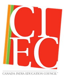 Canada India Education Council (CIEC) logo