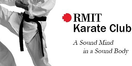 RMIT Karate Club Social gathering and garden party tickets