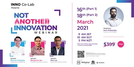Inno Co-Lab Presents: Not Another Innovation Webinar tickets