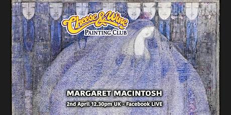 Paint MARGARET MACKINTOSH - 'The Mysterious Garden' - Facebook LIVE tickets