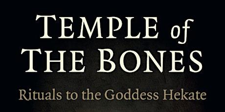"""TEMPLE OF THE BONES BOOK RELEASE W/ JENNIFER  """"BIRD"""" TEIXEIRA tickets"""