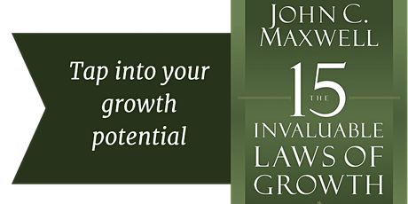15 Invaluable Laws of Growth 8 Week Mastermind with Dan Hendon biglietti
