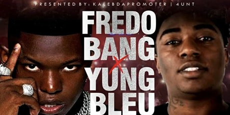 FREDO BANG + Yung Bleu Live In Concert tickets