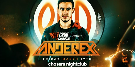 PHD Pres. ANDEREX tickets