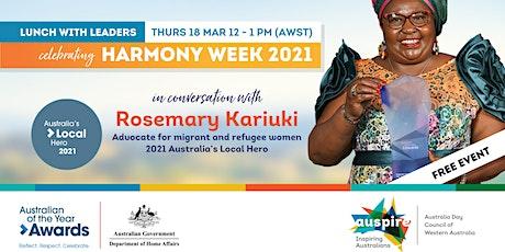 In Conversation With Rosemary Kariuki Free Screening tickets